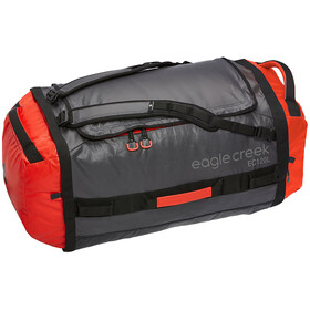 Eagle Creek Cargo Hauler - Sac de voyage - 120l gris/rouge